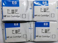 4 x HP original 10 11 C4844A C4836A C4837A C4838A Set --------------------- o.V.