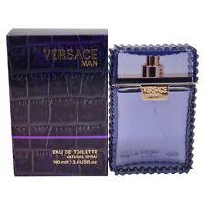 Versace Man 100ml EDT Eau De Toilette Spray Boxed