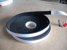 10m Filzklebeband einseitig selbstkl.1,3mm dick 15mm breit