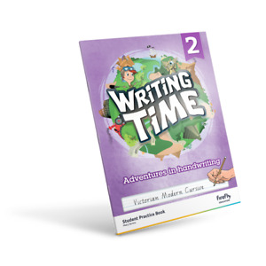 VIC - Writing Time 2 Student Book -  - VICTORIAN Curriculum