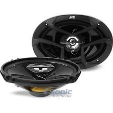 "JVC CSJ6930 400W 6"" x 9"" 3-Way J Series Coaxial Car Stereo Speakers"