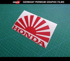 JDM LOGO HONDA civic ek eg eg5 dc2 dc5 s2000 type R integra Decal vinyl Sticker#
