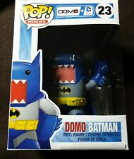 Funko Pop Heroes Domo Batman  #23 2013 DC Comics Blue Suit