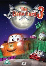 THE LITTLE CARS 3 (BRAND NEW REGION 2 DVD)