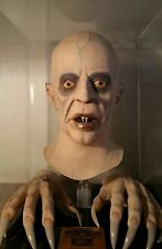 1979 Vintage Don Post Nosferatu Vampire Monster Mask hands not myers distortions