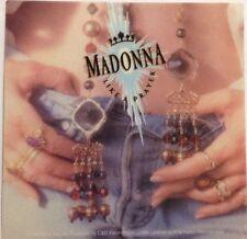 "Madonna Like a Prayer Sticker 4""x4"""