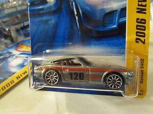 Hot Wheels Datsun 240Z 2006 New Models Gray