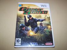 Ghost Squad (Nintendo Wii, 2008) **New & Sealed** (Read Description)