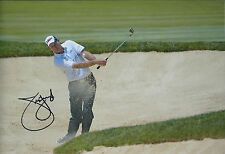 Jim FURYK SIGNED Autograph 12x8 Photo AFTAL COA Muirfield Village Golf Club RARE