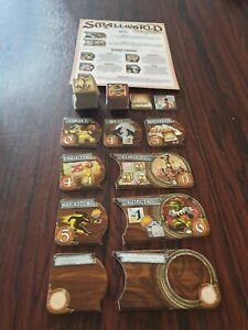 2009 Days of Wonder Small World Fantasy Board Game: Cursed! Mini Expansion Only