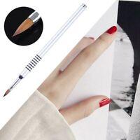 3D Nail Art Brush Kolinsky Sable Nail Manicure Pedicure Brushes Trend Hot #sw