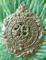 Argyll and Sutherland Highlanders Cap Badge WM 2 Lugs ANTIQUE Org
