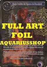 Force of Will Magia Proibita del Signore dei Non-Morti SKL-069 FOW FOIL Full Art