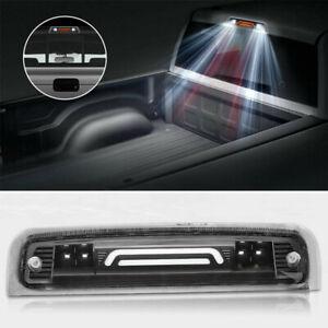 Clear LED 3rd Third Brake Light Cargo Lamp For 2009-18 Dodge Ram 1500 2500 3500