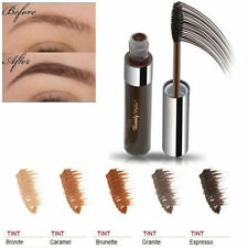 6 Colors Long Lasting Makeup Eyebrow Tinted Brow Gel Tame Mascara Brush Beauty