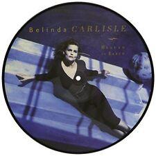 Heaven Is a Place on Earth Vinyl 5014797892613 Belinda Carlisle