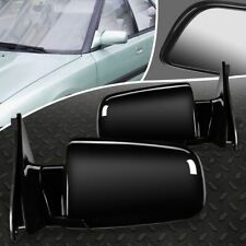 FOR 99-02 CHEVY SILVERADO GMC SIERRA PAIR OE STYLE POWERED SIDE VIEW DOOR MIRROR