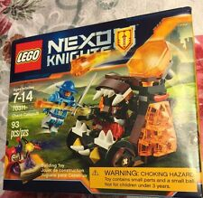 LEGO New Sealed Chaos 70311 NEXO Knights Sets In Hand Ready to Ship Exclusive