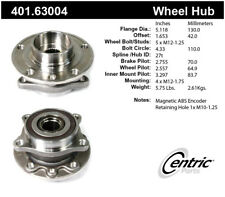 Axle Bearing and Hub Assembly fits 2015-2019 Jeep Renegade  CENTRIC PARTS