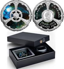 2018 Star Trek Deep Space Nine $20 1OZ Pure Silver Proof Coloured Canada Coin