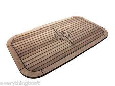 Marina Stella Liscio Teak tavolo - 1100mm x 610mm/110cmx61cm Marina Barca