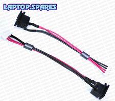 DC Power Jack Socket Port and Cable Wire DW250 TOSHIBA QOSMIO F20, F25 F25-AV205