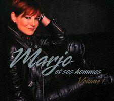 Marjo et Ses Hommes, Vol. 1 [Digipak] by Marjo (CD, 2009, Groupe Sphere Musique)