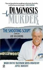Diagnosis Murder #3: The Shooting Script-ExLibrary