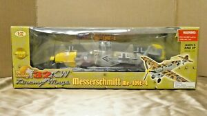 Vintage The Ultimate Soldier XW Messerschmitt Me-109E-4 WWII Airplane 1/32 MIB