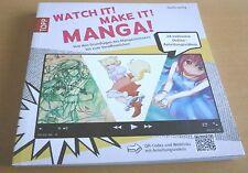 Watch it! Make it! Manga! Sonia Leong