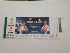 Sammler Ticket 2015 Polen  / Poland  - Irland  / Ireland
