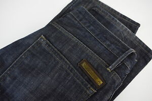 BURBERRY SWAINE Men's W32 L28 Slightly Faded Regular Fit Blue Jeans 34696-GS