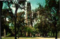 Vintage Postcard - Harkness Mem. Yale University New Haven Connecticut CT #1948