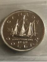 1949 Canadian Silver dollar MS65 ICCS George V Canada $1.00 coin Mint State rare