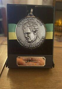 Ayrton Senna Medal