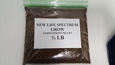 New Life Spectrum GROW fish pellet - 1/2LB bulk! Great for African Cichlids