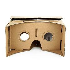 ULTRA CLEAR Google Cardboard Valencia Quality 3D VR Virtual Reality Glasses YU