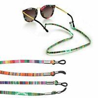Adjustable Sunglasses Neck Cord Strap Eyeglass Glasses String Lanyard Holder