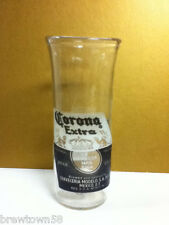Corona Extra blown beer glass bottle Mexican Mexico import glassware barMP6