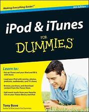 iPod and iTunes For Dummies-ExLibrary
