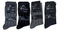 Socken 12er Pack Herren 12 Paar Baumwolle 39-42 ZUFALLS MIX Business Set