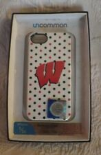 Uncommon Wisconsin College Bal Iphone 5 & 5S Cell Phone Case New