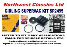 SP2495. NEW GIRLING SUPERVAC SERVO KIT, LISTED TO FIT MANY VEHICLES