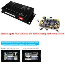 360 Full Views Car Parking Video Recording Panoramic Recorder Cameras DVR Video