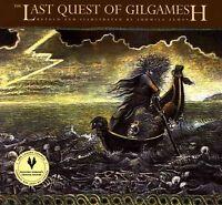 Last Quest of Gilgamesh, Paperback by Zeman, Ludmila (ILT), Brand New, Free s...