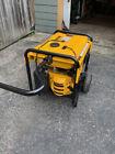generators portable electric start