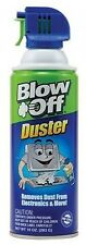 Blow Off Duster Air Spray Cleaner PC Computer Desktop Keyboard 10OZ Can 12 Set