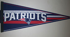 New England Patriots Pennant NFL Brand New Full Size