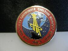 NASA STS 59 SRL 1 Space Radar Laboratory 1 Pin Back Hat Lapel Enamel