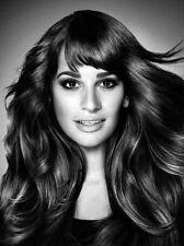 Lea Michele Hot Music b/w 13x17 print photo SILK POSTER